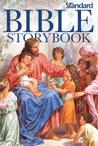 Standard Bible Storybook - Carolyn Larsen