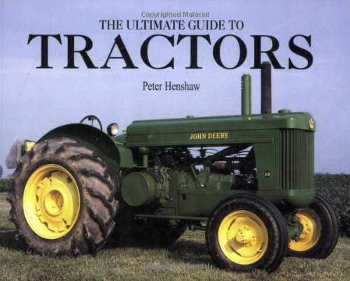 Ultimate Guide to Tractors - Jim Glastonbury