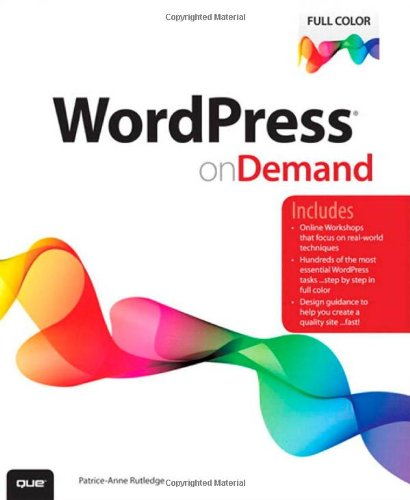 WordPress on Demand - Patrice-Anne Rutledge