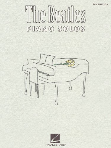 The Beatles Piano Solos - The Beatles, John Lennon, Paul McCartney