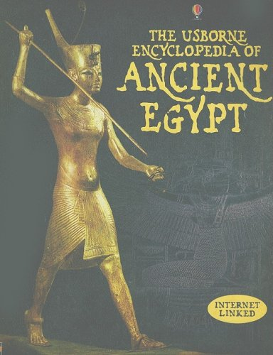The Usborne Encyclopedia of Ancient Egypt: Internet Linked - Gill Harvey; Struan Reid