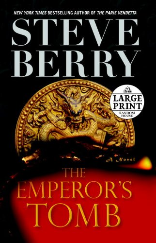 The Emperor's Tomb (Random House Large Print) - Steve Berry
