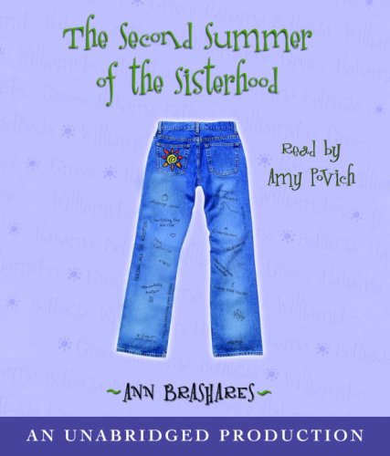 The Second Summer of the Sisterhood (Sisterhood of the Traveling Pants) - Ann Brashares