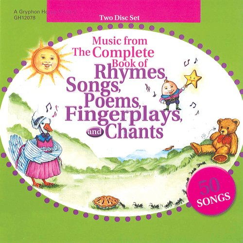 Music from The Complete Book of Rhymes, Songs, Poems, Fingerplays and Chants - Jackie Silberg