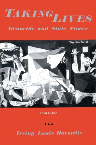 Taking Lives: Genocide and State Power (Hardback) - Irving Louis Horowitz