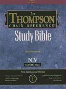 Thompson Chain-Reference Study Bible-NIV-Handy Size