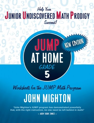 Jump at Home: Grade 5 - John Mighton