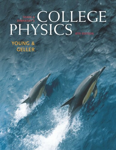 College Physics, (Chs.1-30) with MasteringPhysics (8th Edition) (Chapters 1-30) - Hugh D. Young; Robert Geller