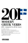 201 Modern Greek Verbs