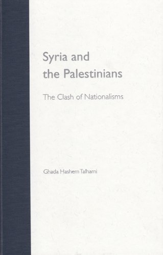 Syria and the Palestinians - Ghada Hashem Talhami