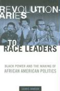 Revolutionaries to Race Leaders: Black Power and the Making of African American Politics