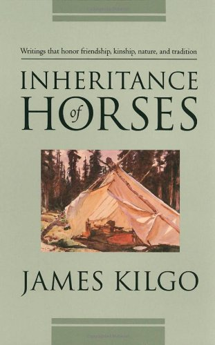 Inheritance of Horses (Brown Thrasher Books) - James Kilgo