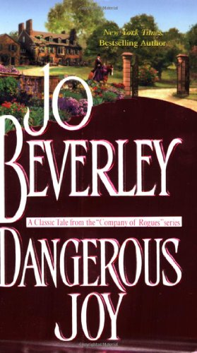 Dangerous Joy (Black Satin Romance) - Jo Beverley