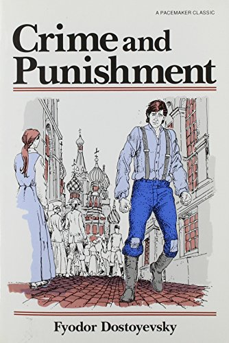 CRIME  &  PUNISHMENT (PACEMAKER CLASSICS) - FEARON