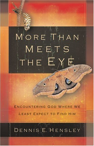 More Than Meets the Eye: Finding an Extraordinary God in Ordinary Life - Dennis E. Hensley