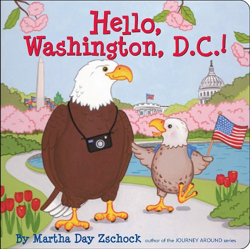 Hello, Washington DC! - Martha Zschock