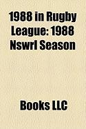 1988 in Rugby League: 1988 Nswrl Season