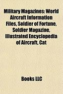 Military Magazines: World Aircraft Information Files