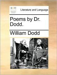 Poems by Dr. Dodd.