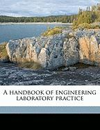 A Handbook of Engineering Laboratory Practice