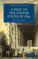 A Visit to the United States in 1841