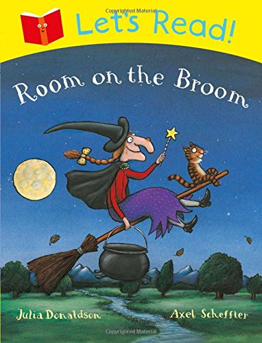 Let's Read! Room on the Broom - Julia Donaldson