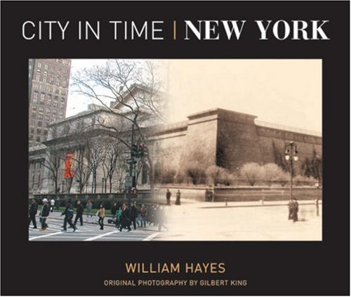 City in Time: New York - William Hayes