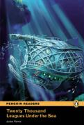 20,000 Leagues Under the Sea Book/CD Pack