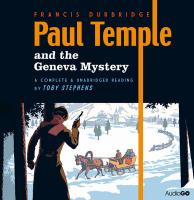 Paul Temple and the Geneva Mystery