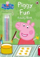 Piggy Fun Activity Book
