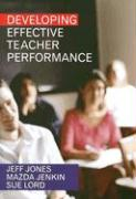 Developing Effective Teacher Performance