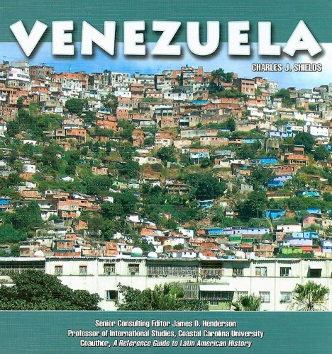 Venezuela (South America Today) - Charles J. Shields