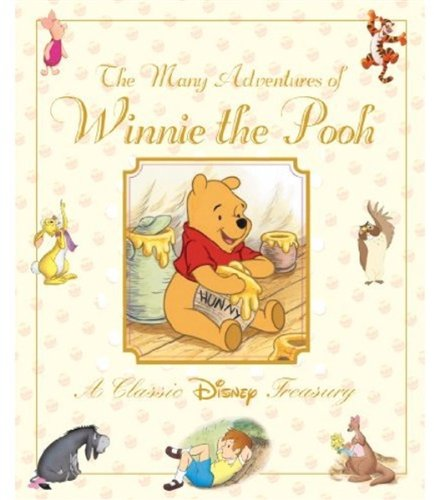 The Many Adventures of Winnie the Pooh - Disney Book Group