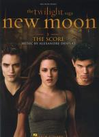 Twilight: New Moon - The Score: Big-Note Piano (Hal Leonard Big-Note Piano)