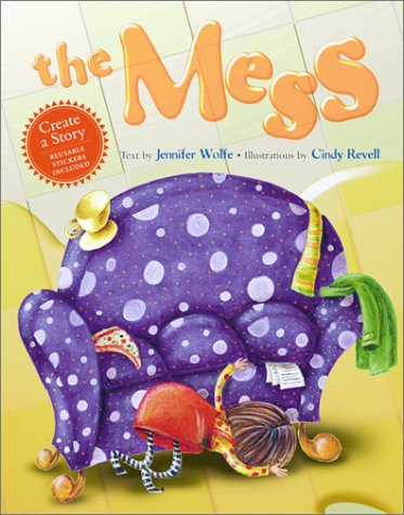 The Mess - Jennifer Wolfe