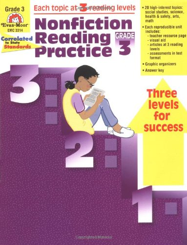 Nonfiction Reading Practice, Grade 3 - Kim Griswell