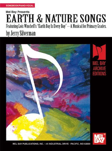 Mel Bay presents Earth and Nature Songs - Jerry Silverman