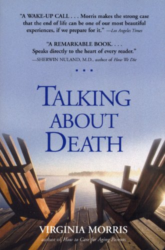 Talking About Death - Virginia Morris