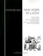 New Steps in Latin Answer Key
