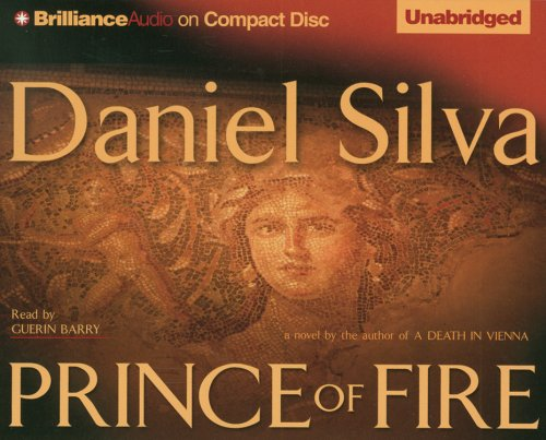Prince of Fire (Gabriel Allon Series) - Daniel Silva