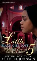 Little Black Girl Lost: The Diary of Josephine Baptiste--Lauren's Story