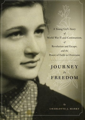 Journey to Freedom - Charlotte J. Marky