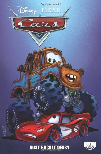 Cars: Rust Bucket Derby (Disney Pixar (Quality)) - Keith R. A. DeCandido