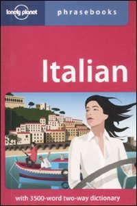 Lonely Planet Italian Phrasebook - Lonely Planet