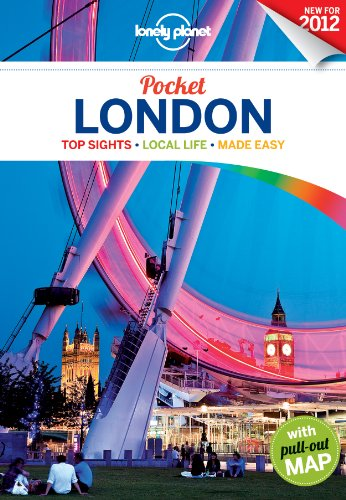 Lonely Planet Pocket London (Encounter) - Damian Harper