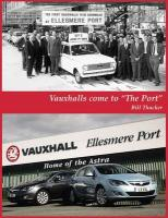 Vauxhalls Come to The Port