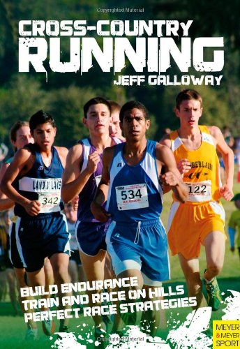 Cross-Country Running & Racing - Jeff Galloway