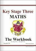 KS3 Maths Workbook (Including Answers) - Levels 5-8