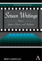 Screen Writings: Genres, Classics, and Aesthetics