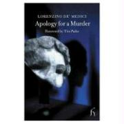 Apology for a Murder
